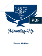 2017 The Year Of Mounting-Up