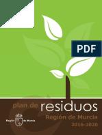 Plan Residuos Murcia 2016.2020