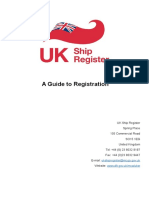 A Guide to Registration