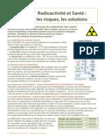 Microsoft Word - Radioactivité Et Santé