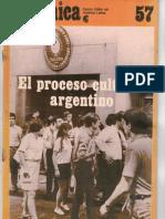Héctor P. Agosti - El Proceso Cutural Argentino