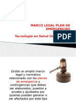 Marco Legal Plan de Emergencias 2013 (1)