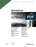 FOPX 605