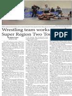 wrestling feb  8