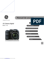Manual GE completo X5
