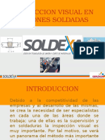 Inspeccion Visual en Uniones Soldadas
