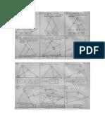 Formulas Geometría