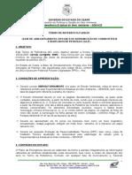 TR - Plano de Emergência (GLP)