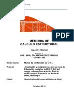 03 Memoria Calculo IEI 346 Muro (Oct-IMPRIMIR)