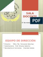 Sala Docente 1º Marzo 2017