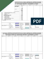 Cronograma de Obra Para Sistema de Utilizacion en Mt 22.9 Kv Trifasico Para Predio Propiedad Del Sr. Jose Augusto Pazo Nunura