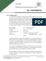 1.- Topografía SM 108