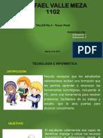 Taller 11B PowerPoint