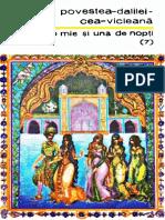 1001 de Nopti Vol. 07 BPT 1973