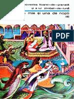 1001 de Nopti Vol. 08 BPT 1973