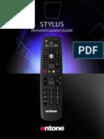 Stylus Remote Control Guide v1.1