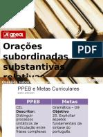 Oracoes Subordinadas Substantivas Cc9
