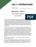 Mas Gracia - Parte 02 - Favor y Gracia Me Persiguen