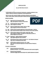 Curriculum Vitae Pmjamachi