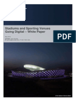 Stadiums and Sporting Venues - Going Digital