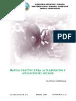 Manual Practico de Bocashi, 2004