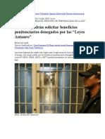 Beneficios Penitenciarios La Ley