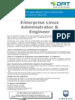 Enterprise Linux Administrator & Engineer