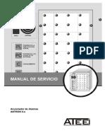 Manual Serviço ANTRON II-s Espanhol