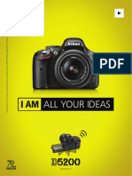 Nikon D5200 Italia