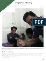 Lowongan Kerja Cleaning Service Di Bandung - 0813 2245 3138