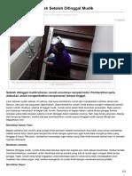 Membersihkan Rumah Setelah Ditinggal Mudik - 0813 2245 3138
