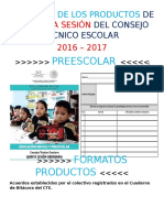 FormatosProductos5taCTEPree