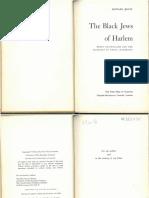 Black Jews of Harlem