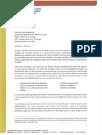 Lettre au ministre Barrette - Postes de travailleurs sociaux dans le Réseau