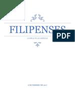 Filipenses LBLA