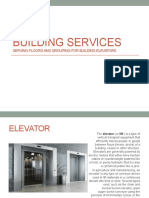 Building Services Elevators