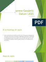 Japanese Geodetic Datum (JGD)