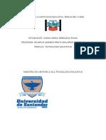 Ambiente de Enseñanza_ Apresencial Con Apoyo de La Tecnologia Educativa