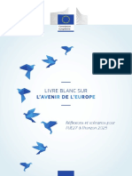 Livre Blanc Sur l'Avenir de l'Europe (2)