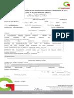 Formatos Inscripcion 2016-17
