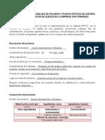 APPCC - Quesos