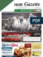 Platinum Gazette 9 July 2010