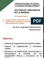 Propiedades Fisicas y Mecánicas Madera Unidad 1-1-2017 0 JMRCH