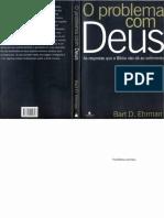 o Problema Com Deus Bart d Ehrman