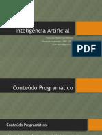 IA - Introdução - Agentes