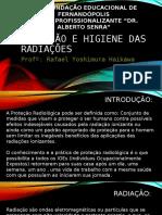 Introdução à proteção Radiologica - Aula 1 - Turma J.pptx