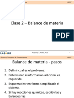 Clase 2-Balance Materia