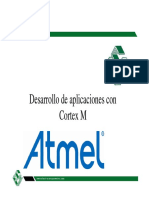 Atmel SASE 2014 ATMEL Workshop Aplicaciones Con Cortex M