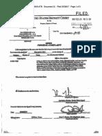 Irvin Gonzalez 2nd criminal complaint