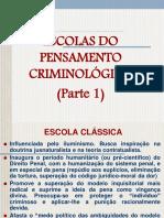 Aula2-Escolas Criminologicas